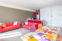 bright-colored furnishings of Cannes - Barri luxury apartment