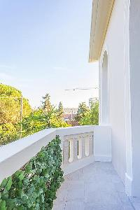 beautiful terrace of Cannes - Church (Eglises) luxury apartment