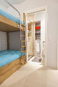 nice children's bedroom in Cannes - Palm Eden luxury apartment