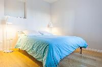 spacious bedroom in Cannes - Palm Eden luxury apartment