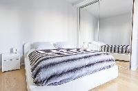 awesome bedding in Cannes - Palm Eden luxury apartment