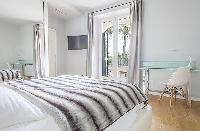 perky and pleasant bedroom in Cannes - Palm Eden luxury apartment