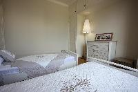 clean and fresh bedding in Cannes - Les Dunes luxury apartment