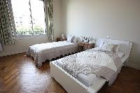 snug bedroom in Cannes - Les Dunes luxury apartment