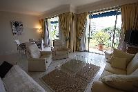 awesome living room of Cannes - Les Dunes luxury apartment
