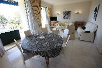 cool dining room of Cannes - Les Dunes luxury apartment