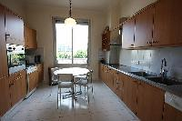 awesome kitchen of Cannes - Les Dunes luxury apartment