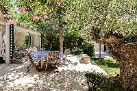 lush and lovely garden of Cannes - Mahtari luxury apartment