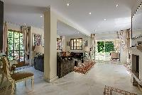 lovely and large living room of Cannes - Mahtari luxury apartment