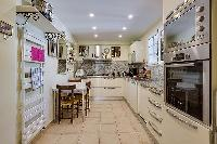 amazing kitchen of Cannes - Mahtari luxury apartment
