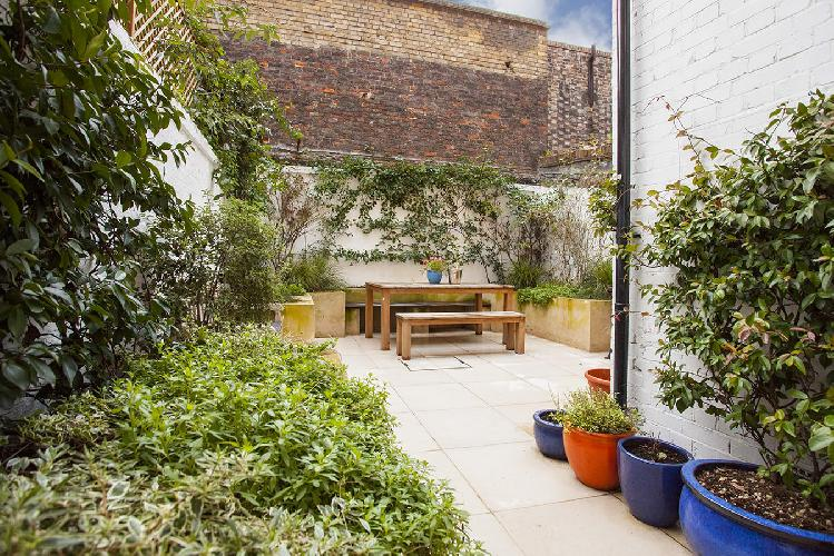 Central Marylebone Luxury 2-Bed with Garden & Office