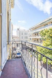 pretty terrace of Cannes - Pere Muret luxury apartment