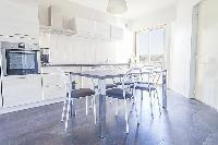 cool kitchen of Cannes - Soleil luxury apartment