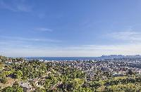incredible view from Cannes - Soleil
