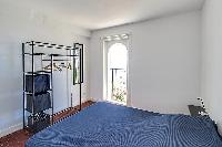 comfy and cool bedroom of Cannes - Villa Edith luxury apartment