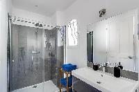 awesome rain shower in Cannes - Villa Edith luxury apartment
