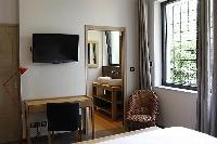 nice bedroom of Cannes - Les Moufflets luxury apartment