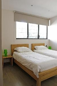 clean and fresh bedding in Cannes - Les Moufflets luxury apartment