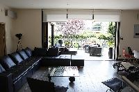 awesome terrace of Cannes - Les Moufflets luxury apartment