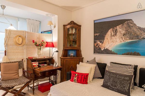 chic Athens - Little Cloud Apartment luxury apartment