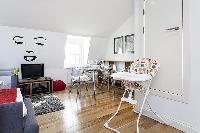 adorable London King's Cross 2-BR Penthouse luxury apartment