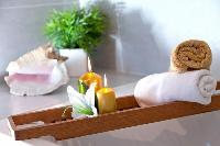 cool toiletries in Barcelona - Victoria Diagonal Mar luxury apartment
