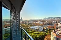 awesome view from Barcelona - Victoria Diagonal Mar luxury apartment