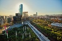 amazing view from Barcelona - Victoria Diagonal Mar luxury apartment