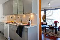 well-appointed Barcelona - Victoria Diagonal Mar luxury apartment