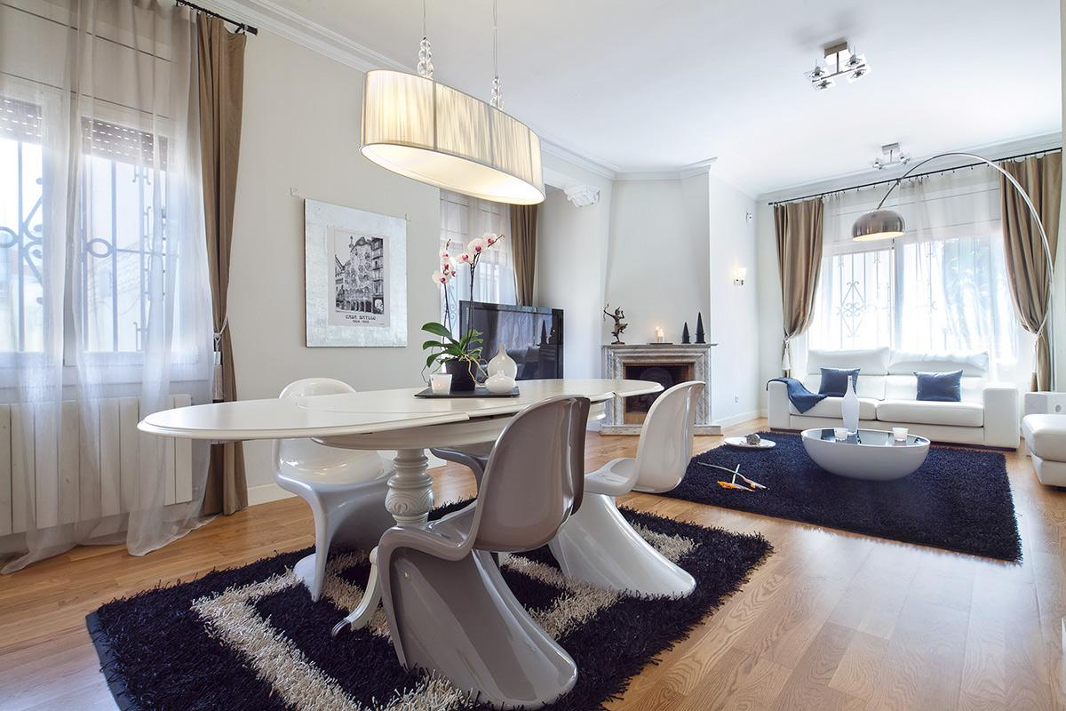 charming Villa Victoria Barcelona luxury apartment and vacation rental