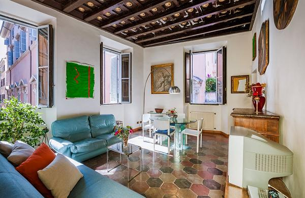 charming Rome - Spanish Steps Charming Lucina luxury apartment and holiday home