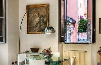 fully furnished Rome - Spanish Steps Charming Lucina luxury apartment
