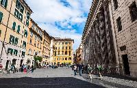cool buildings near Rome - Spanish Steps Charming Lucina luxury apartment