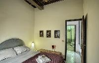 pleasant bedroom in Rome - Spanish Steps Charming Lucina luxury apartment