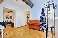 well-appointed Rome - Trastevere Dandolo luxury apartmen
