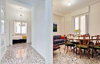 well-appointed Rome - Charming Dante 3BR luxury apartment
