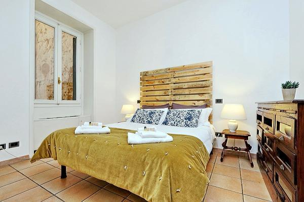 fully furnished Rome - Trevi Fo luxury apartment