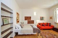 well-appointed Rome - Vatican Silveri Studio luxury apartment