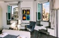 awesome windows of Rome - Colosseum View 5BR luxury apartment