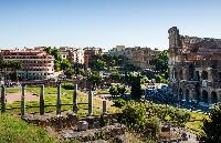 charming surroundings of Rome - Colosseum View 5BR luxury apartment