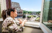 awesome view from Rome - Colosseum View 5BR luxury apartment