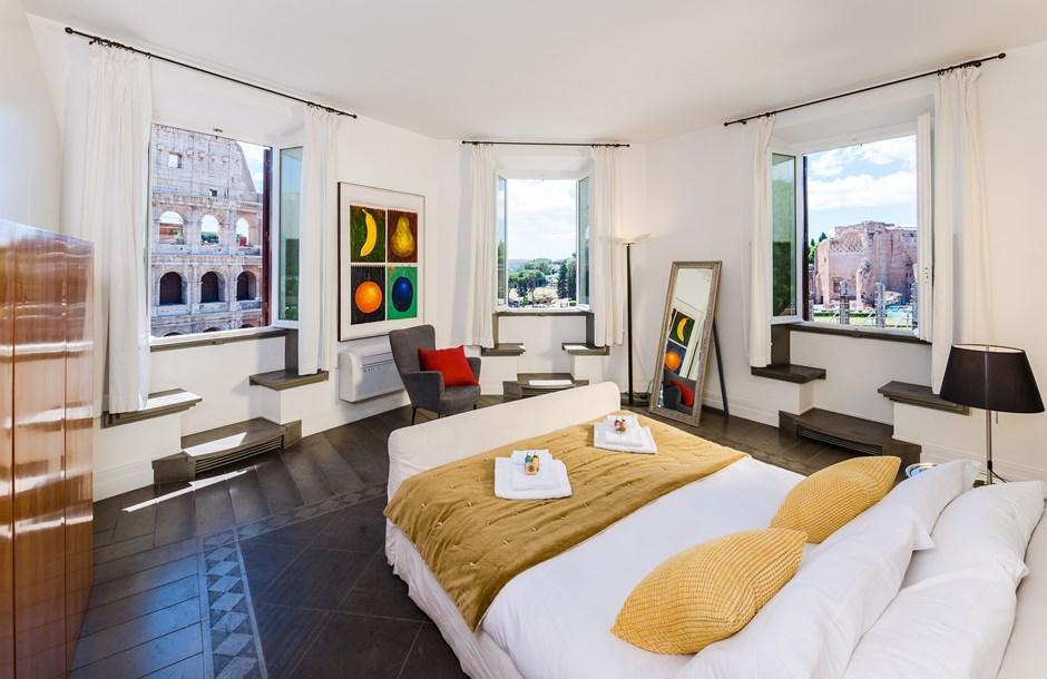 amazing Rome - Colosseum View 5BR luxury apartment
