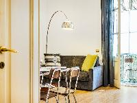nice furnishings in Rome - Cavour Colosseum luxury apartment and vacation rental