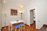 delightful dining area in Rome - Cavour Colosseum luxury apartment