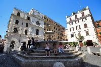 cool fountains and piazzas near Rome - Colosseum 2BR luxury apartment