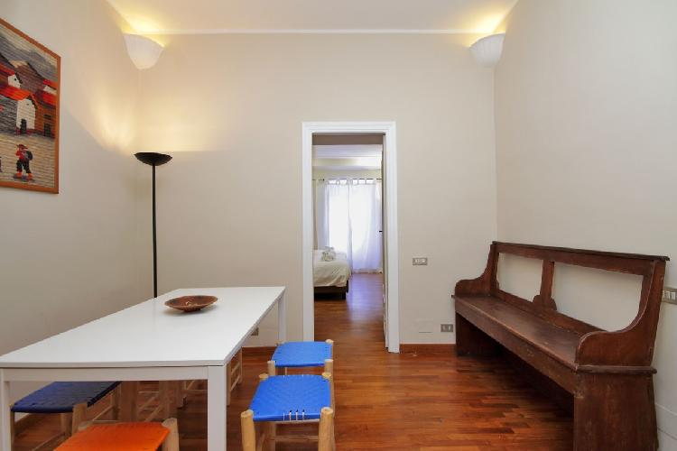 fully furnished Rome - Colosseum 2BR luxury apartment