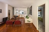neat Rome - Vatican Terrace 1BR luxury apartment and vacation rental