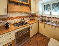 well-appointed Rome - Vatican Terrace 1BR luxury apartment