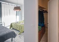 spacious Rome - Vatican Terrace 1BR luxury apartment