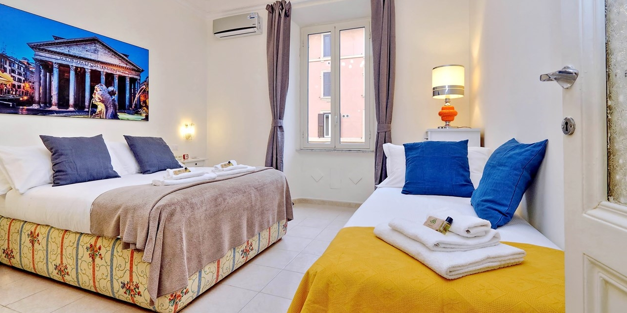 Rome - Charming Vatican Museums 3BR